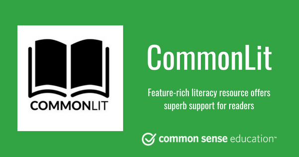 CommonLit Review for Teachers | Common Sense Education