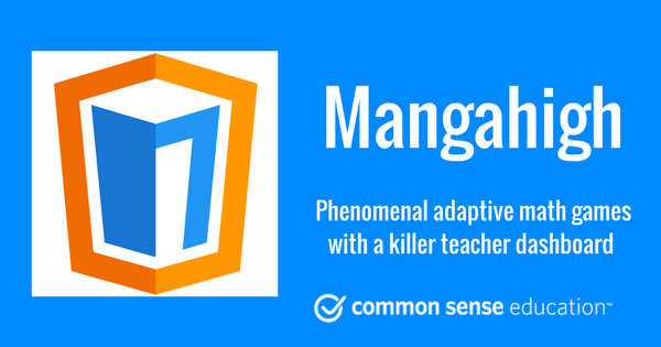 Mangahigh Review for Teachers | Common Sense Education