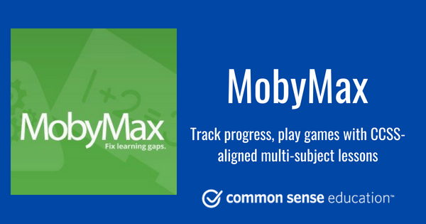 MobyMax Review for Teachers | Common Sense Education