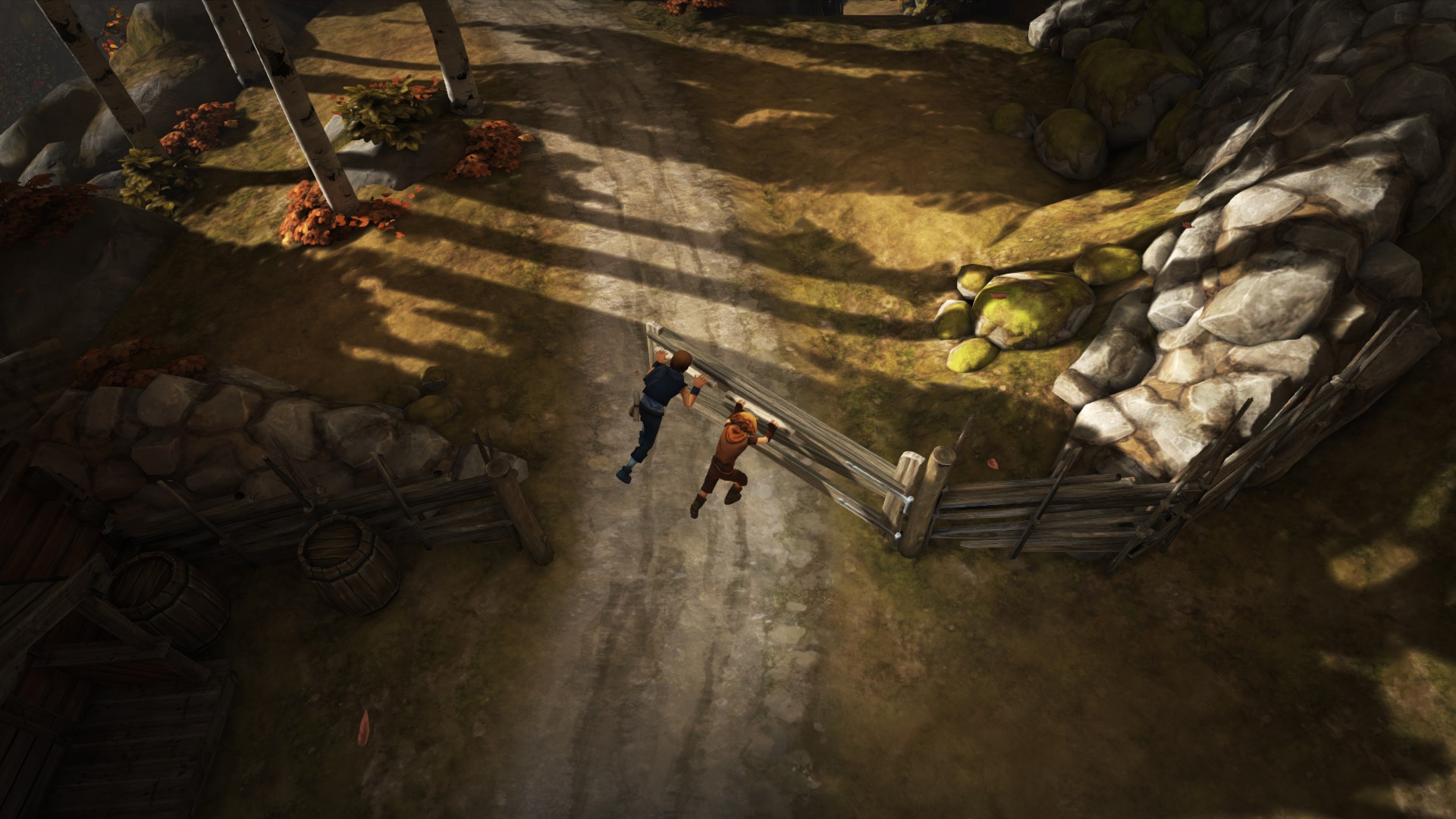 Brothers A Tale Of Two Sons Review For Teachers Common Sense
