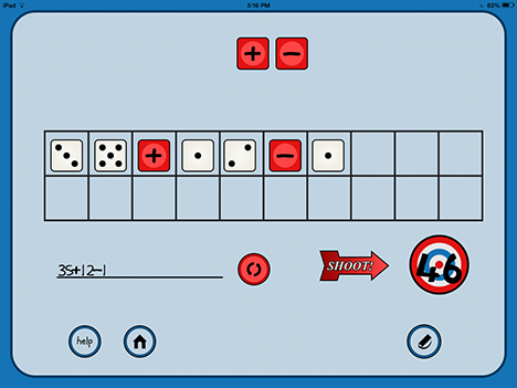 5 Dice: Order of Operations Game Educator Review | Common Sense ...