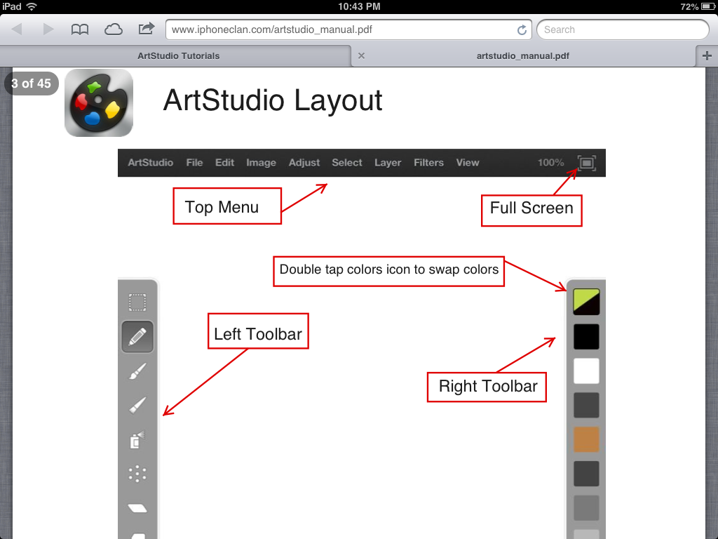 artstudio draw paint and edit photo review for teachers common rh commonsense org Instruction Manual Owner's Manual