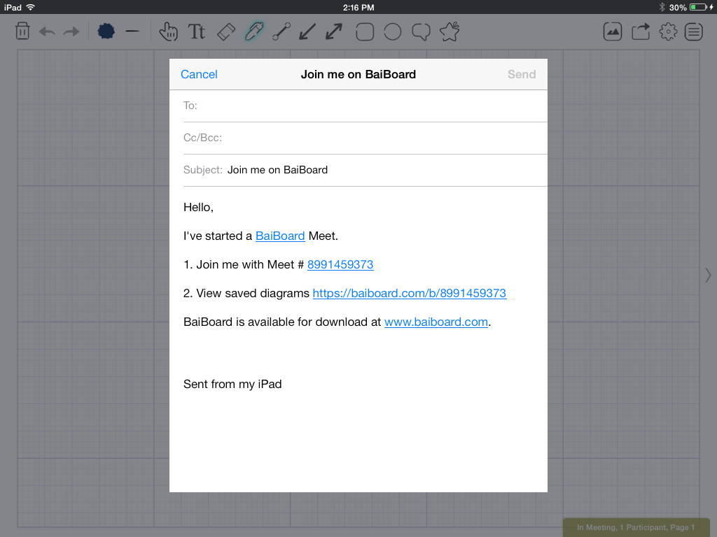 Collaborative Review Teaching : Baiboard collaborative whiteboard educator review