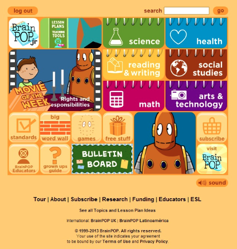 BrainPOP Jr. Educator Review | Common Sense Education
