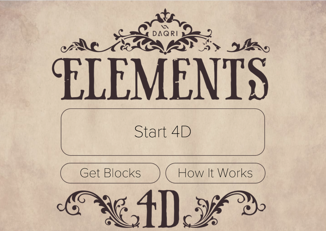 Elements 4d by daqri review for teachers common sense education elements 4d uses augmented reality to help students explore elements and chemical reactions urtaz Image collections