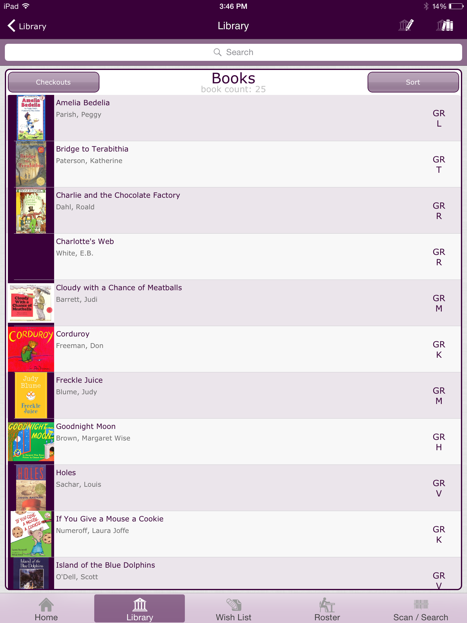 Level it books review for teachers common sense education build a digital version of your in class library nvjuhfo Gallery