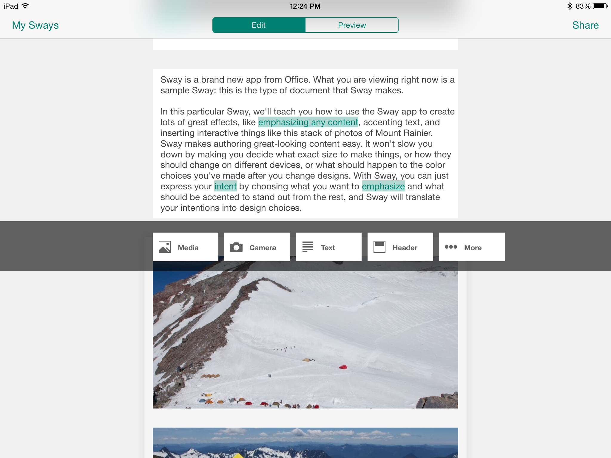 Microsoft Sway Review for Teachers | Common Sense Education