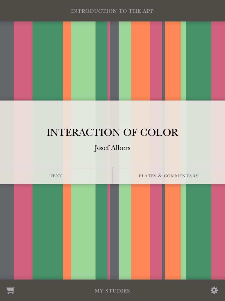 Interaction of color by josef albers review for teachers for Josef albers color theory