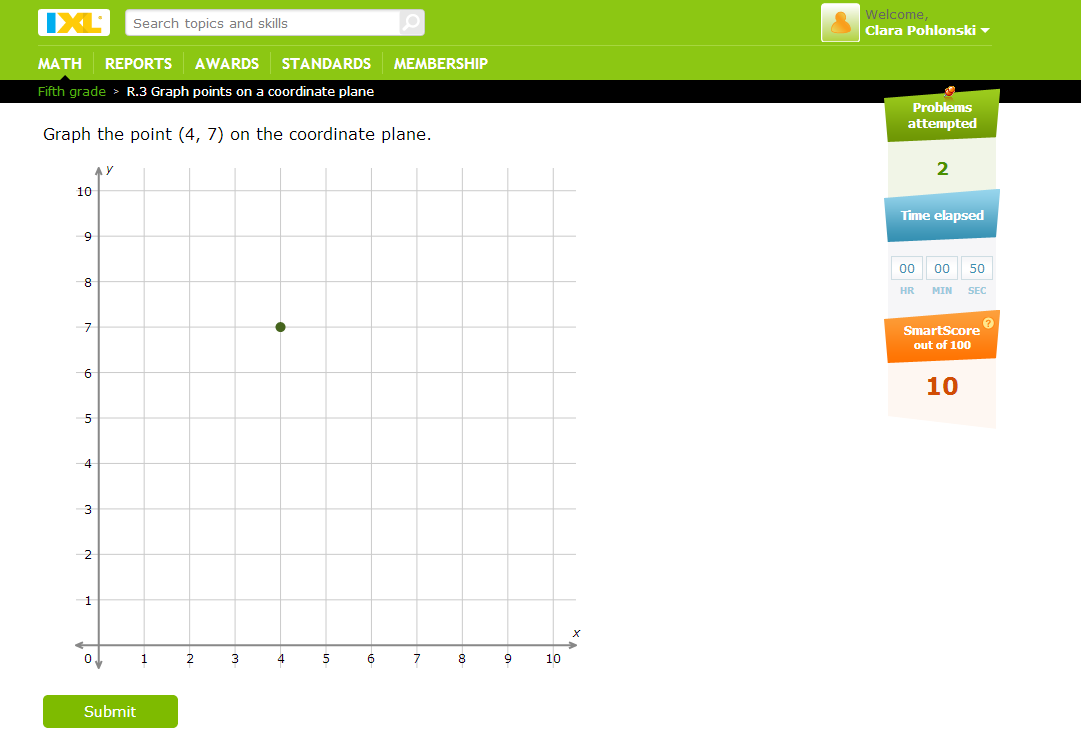 IXL: Math -- Fifth-grade skills Review for Teachers | Common Sense ...