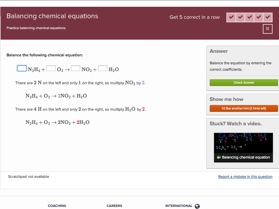Khan Academy Chemistry Educator Review – Khan Academy Math Worksheets