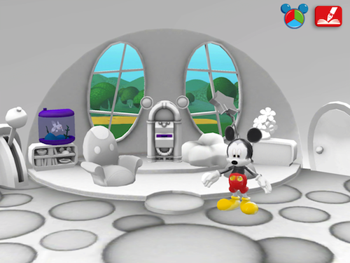 mickey mouse clubhouse color and play review for teachers common