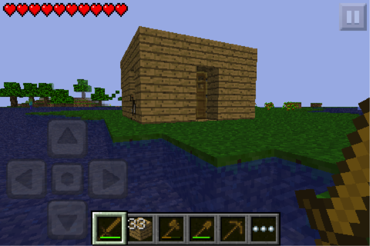 minecraft app for ipad review