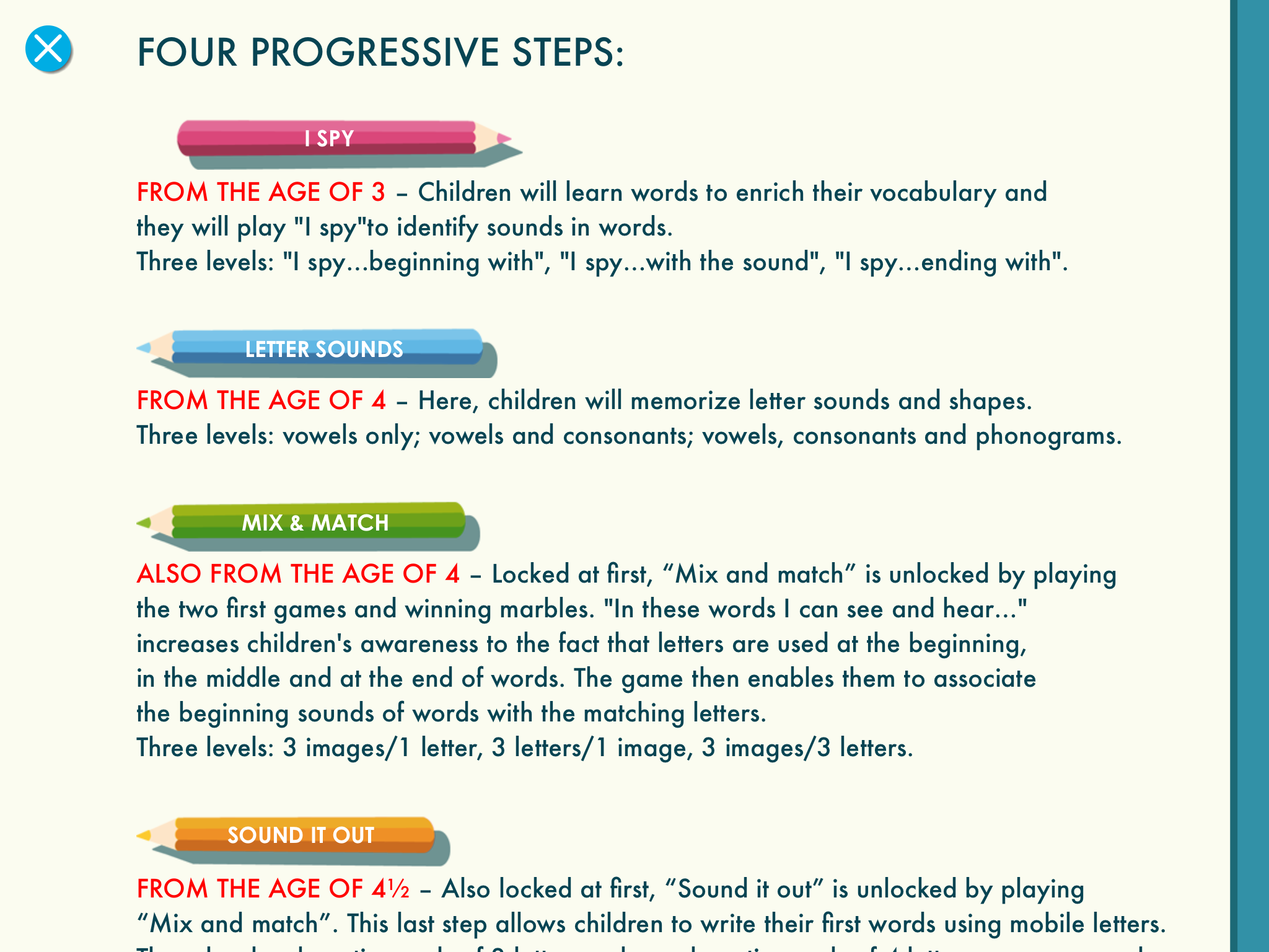 Montessori Letter Sounds  Phonics In English Spanish French