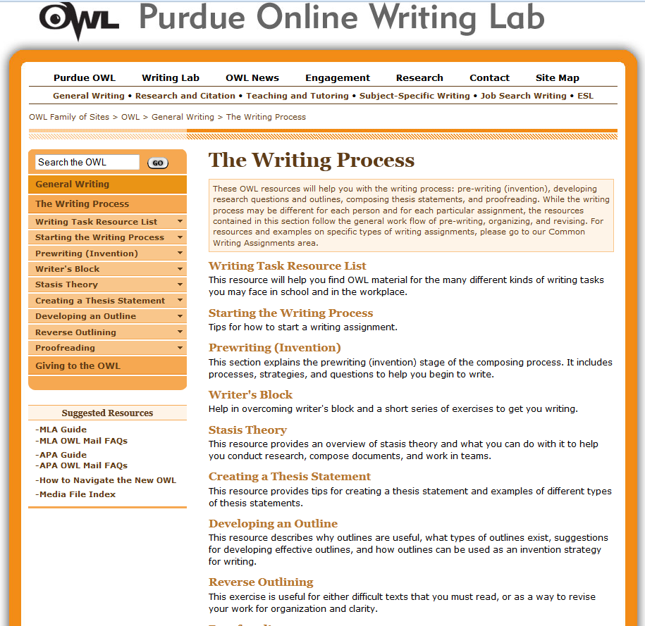 purdue online writing lab annotated bibliography G53 2016 reference mla style manual and guide to scholarly publishing 3rd ed purdue online writing lab (owl) explains the changes in the following article.