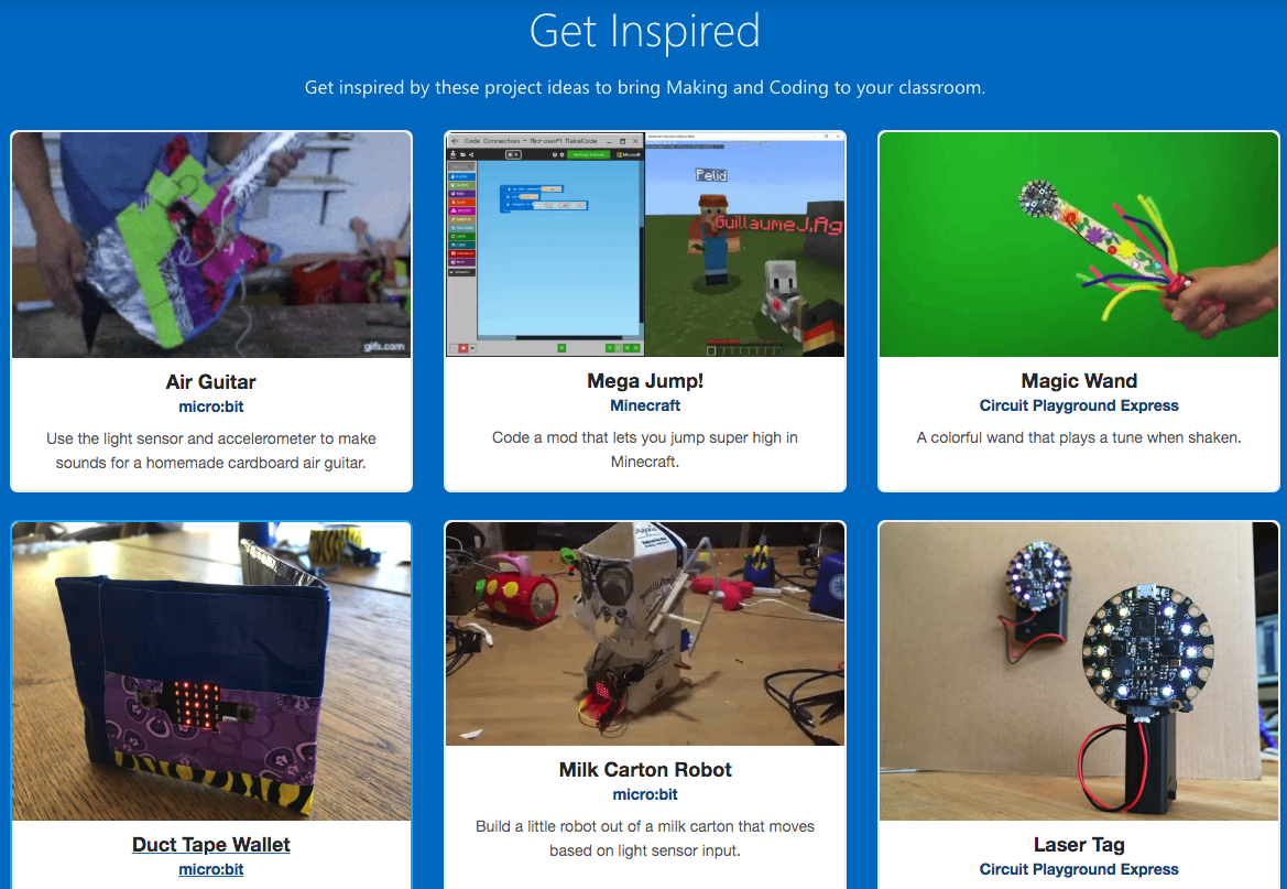 Microsoft MakeCode Review for Teachers | Common Sense Education