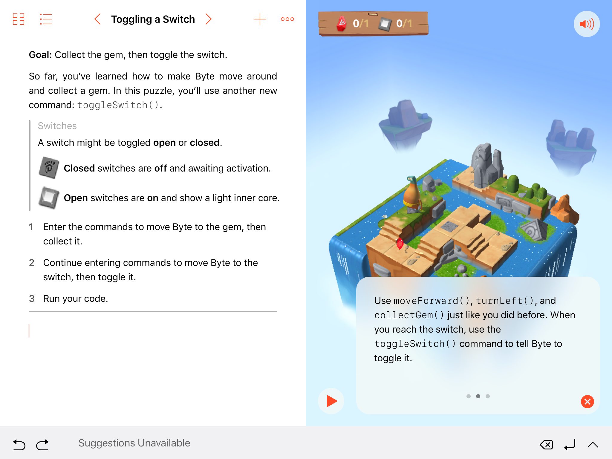 Swift Playgrounds Review for Teachers   Common Sense Education