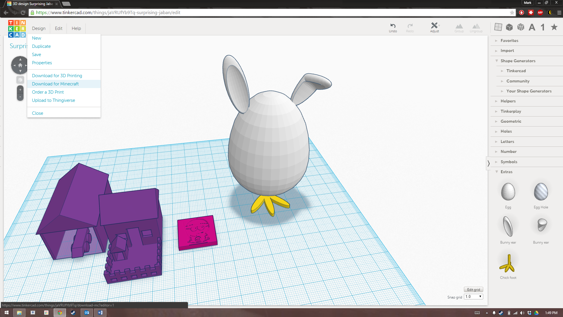 Tinkercad review for teachers common sense education Tinkercad 3d