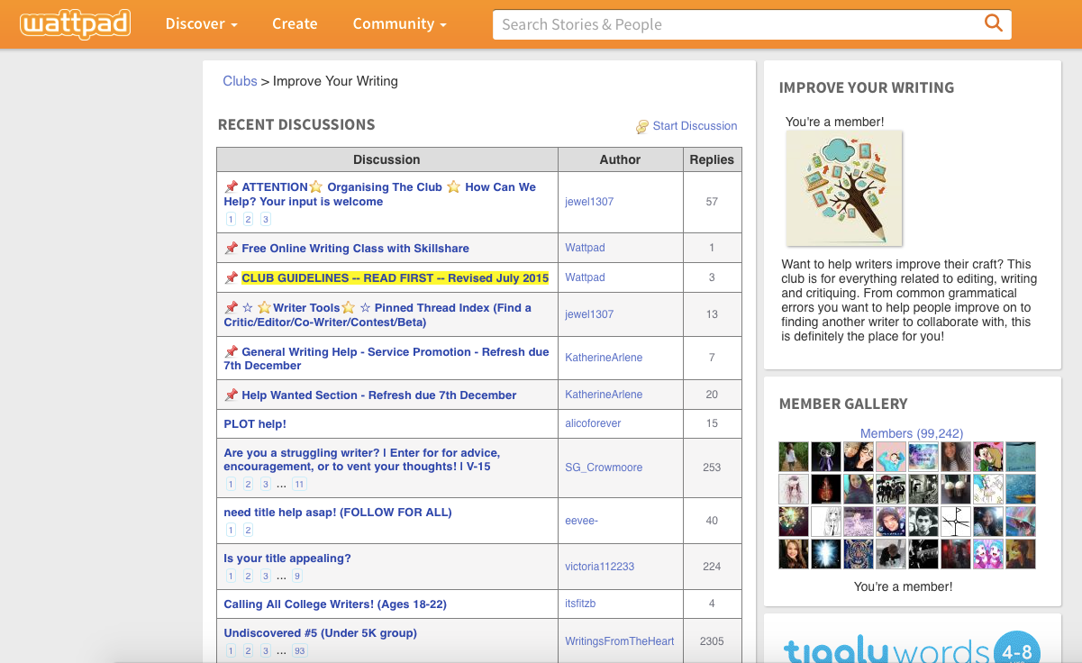 Wattpad Review for Teachers | Common Sense Education