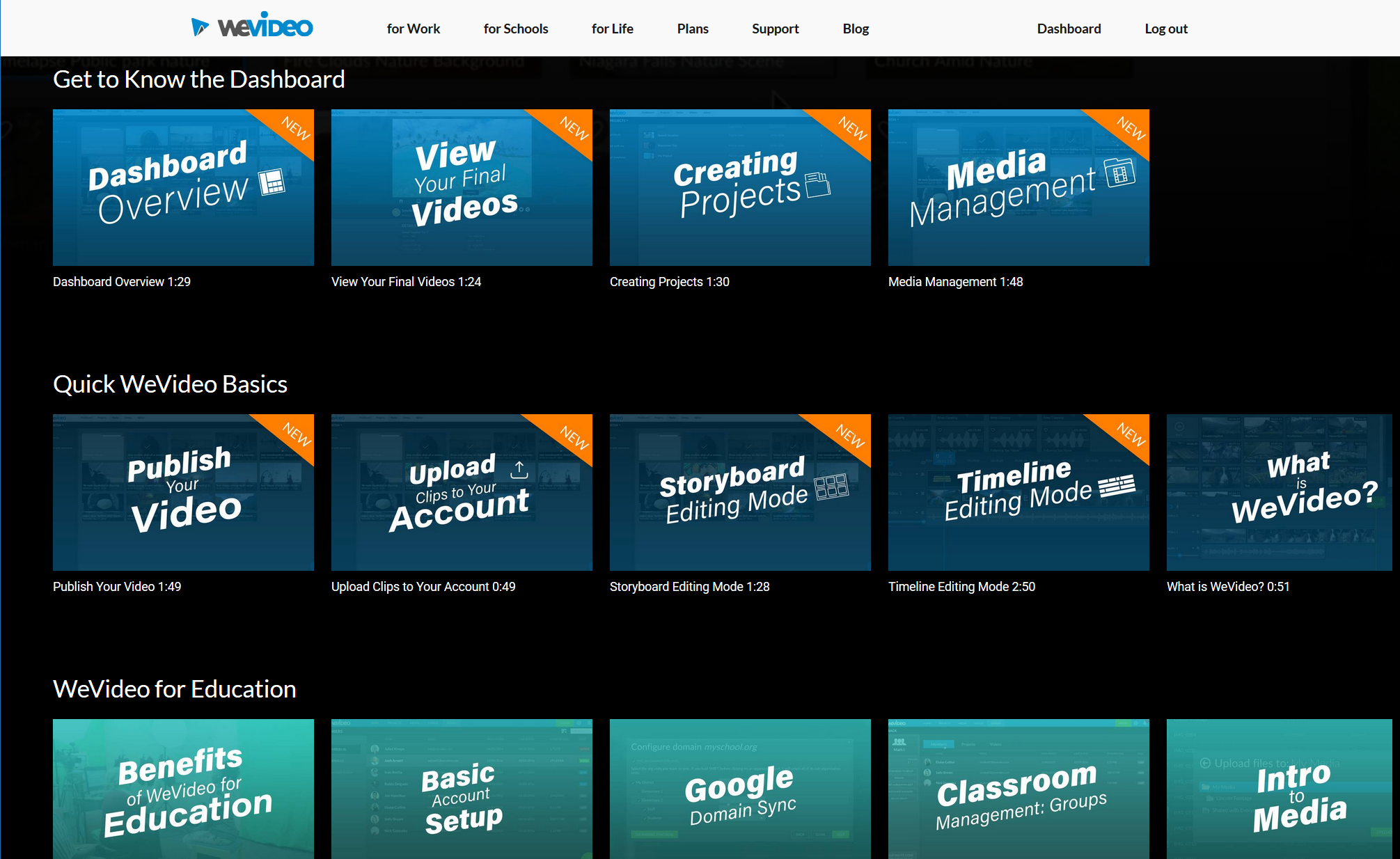 WeVideo Review for Teachers | Common Sense Education