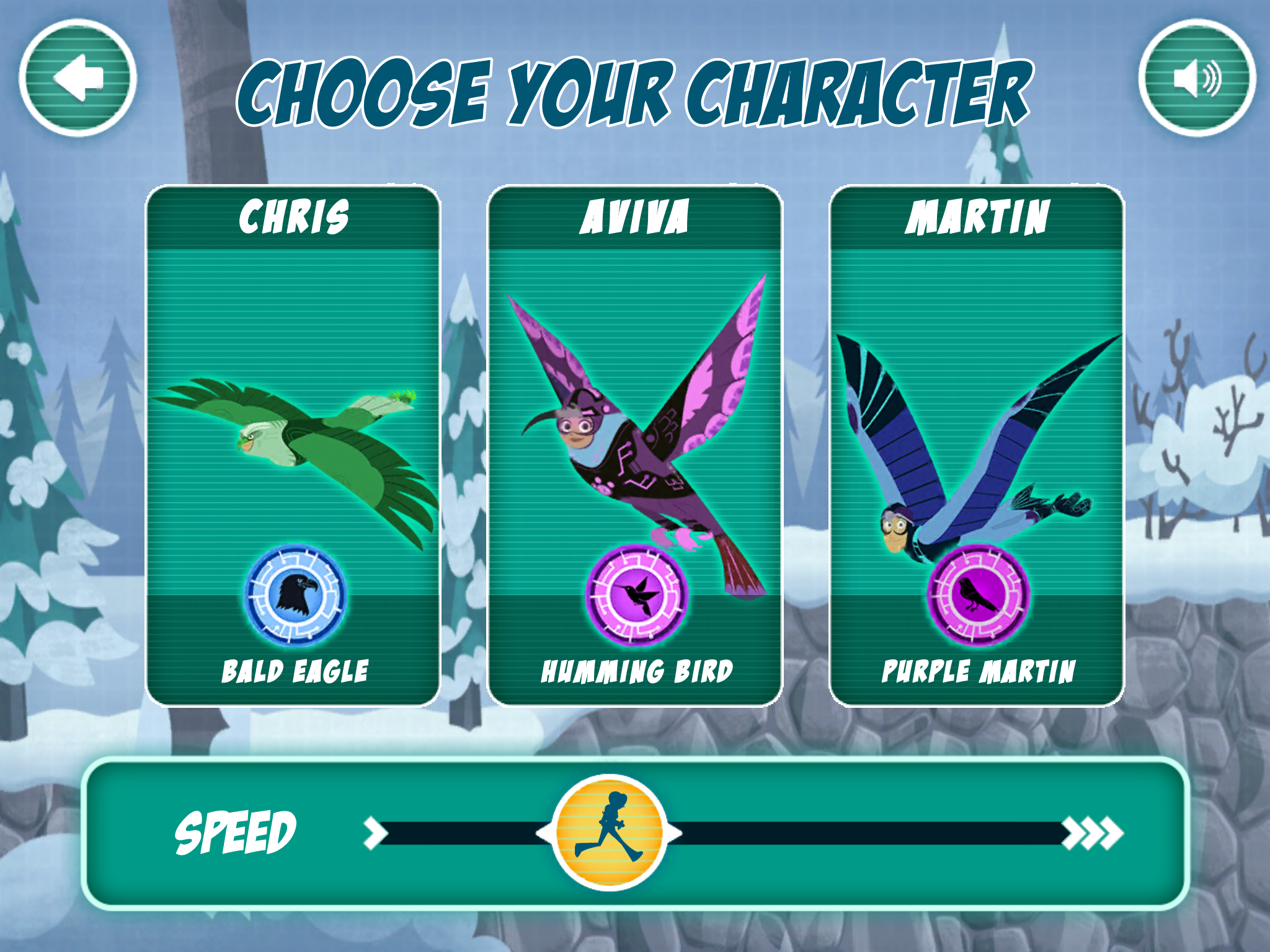 Wild Kratts Rescue Run Review For Teachers