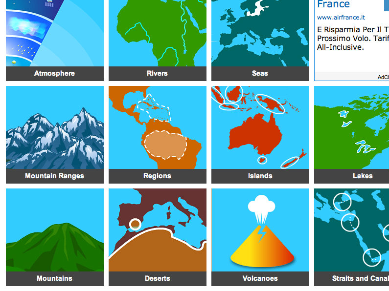 world geography review games