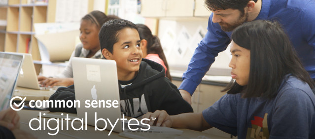Digital Bytes | Common Sense Education