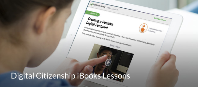iBooks Lessons | Common Sense Education