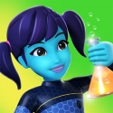 Blue Apprentice - Elementary Science Adventure Game By Galxyz