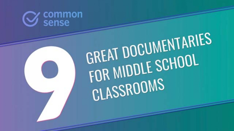 9 Great Movies for the Middle School Classroom | Common