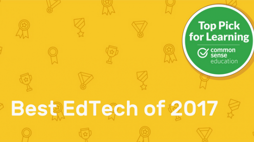 Common Sense Education's Best EdTech Winners | Common Sense