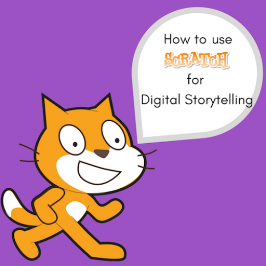 How to Use Scratch for Digital Storytelling | Common Sense