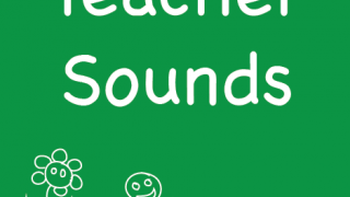 A simple design makes it easy for teachers to find the sounds they need.