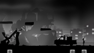 Levels feature puzzles; this one focuses on jumping.