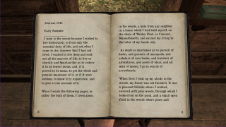 Arrowheads also update the journal.