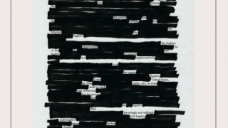 The varied resources will challenge students, like this example of a blackout poem that uses the 1793 Fugitive Slave Act.