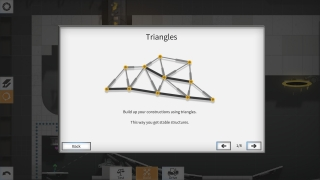 Perhaps the most important tip: Use triangles.