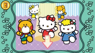 Help Hello Kitty perfect her dance moves.