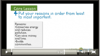 Videos are created by experienced teachers.