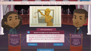 Select a Constitutional Basis for your side of the case.