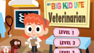 Kids can choose from three levels of difficulty. More advanced level questions require more advanced critical thinking.