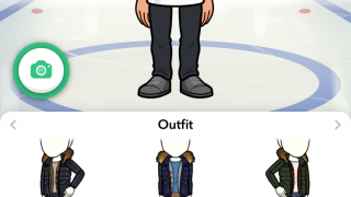 Customization includes clothing.
