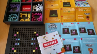Bloxels EDU uses the same physical components as Bloxels.