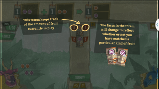 Written and verbal directions are provided throughout the game.