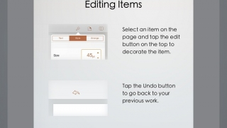 Brief tutorial explains the features and how to use them.