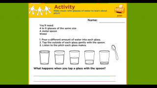 Activities describe ways kids can do science in class.