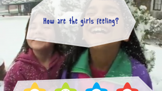 Questions are asked during the video at predetermined points, and students respond in the app.