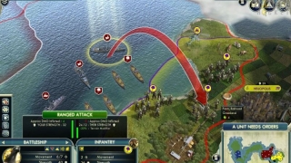 Civilizations can clash through military efforts.