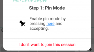 Students are guided through each step to join, begin, and end test mode.