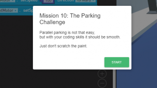 Missions are similar to puzzle challenges.