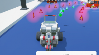 Make a robot follow a particular path or move around obstacles.